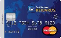 Best Western MasterCard-加拿大信用卡