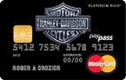 Harley-Davidson®万事达®-加拿大信用卡
