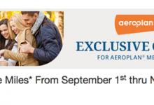全球入住 Choice Hotel将获得双倍Aeroplan Miles-加拿大信用卡