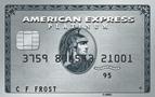 运通白金卡-加拿大信用卡