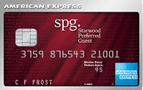 喜达屋优先顾客®*美国运通信用卡-加拿大信用卡